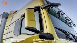 کامیون man مدل 2020