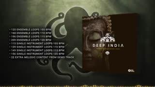 دانلود سمپل آهنگسازی Black Octopus Sound Deep India