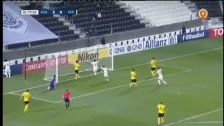 خلاصه  بازی حساس و تماشایی و السد قطر 3 - سپاهان 0  از مرحله گروهی لیگ قهرمانان آسیا