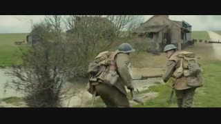 فیلم اکشن جنگی درام 1917@داستان دو سرباز بریتانیایی@(2019)+دوبله فارسی