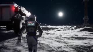 تریلر هنگام عرضه بازی deliver us the moon