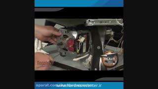 آموزش تعمیر موتور لباسشویی ال جی