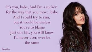 آهنگ Never Be The Same از کامیلا کابلو Camila Cabello