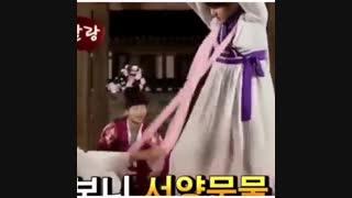 ویدیویی لو رفته از عروسی سنتی تهکوک!!!(≧∇≦)(ویکوک /vkook / taekook / bts)