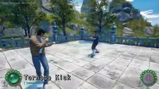 گیمپلی بازی Shenmue III
