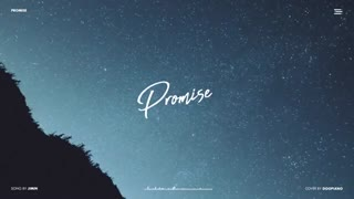 """""""BTS JIMIN (지민) - 약속 (Promise) Piano Cover"""""""