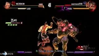 Killer Instinct_Shadow Jago and Jago Online highlights/Combo video