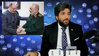 افشاگری سردار سلامی: صدها موشک آماده کرده بودیم و فکر میکردیم آنان پاسخ حمله را خواهند داد