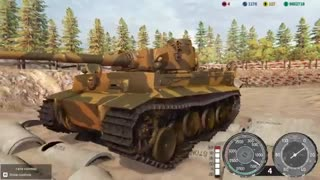 تریلر بازی Tank Mechanic Simulator