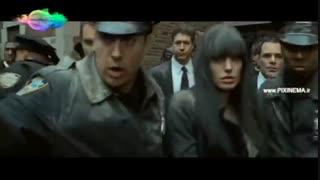 سکانس ترور رئیس جمهور روسیه در فیلم سینمایی سالت و فرار دوباره از او دست ماموران