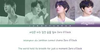 تِرَک 00:00 (Zero O'Clock ) توسط جین ، جیمین ، تهیونگ و جانگ کوک  از آلبوم MOTS:7 ( ترجمه فارسی)