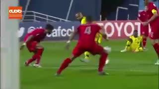 ویدئویی از گل های منتخب هفته دوم لیگ قهرمانان آسیا