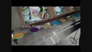 دستگاه بسته بندی اسکاچ و سیم ظرفشویی ماشین سازی مسائلی