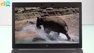 لپ تاپ استوک اچ پی ZBook 17 G3