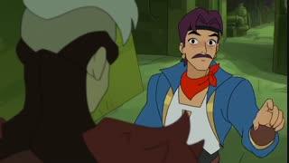 انیمیشن سریالی She-Ra and the Princesses of Power فصل اول قسمت نهم