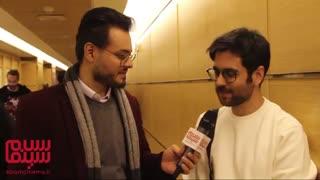 بامداد افشار از سیمرغ بهترین آهنگساز میگوید