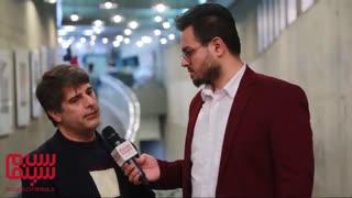 جوادنوروزبیگی از عدم حضور «عنکبوت» در بخش مسابقه جشنواره فجر می گوید