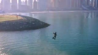 پرواز جت من در دبی