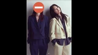 تبلیغ نفس بی نام(پارک شین هه)برای FULL4KHD 2020 Marie Claire Korea کمیاب ویدیو کامل(اختصاصی کانال تنها منبع اصلی)