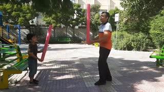 مهارت دستکاری 1 (تمرکز و عکس العمل )