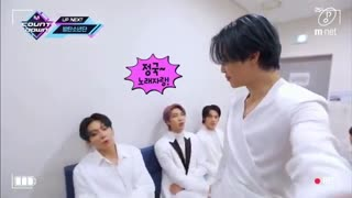 BTS Waiting Room Interview with MC JIMIN] KPOP TV Show   M COUNTDOWN 200227 EP.654