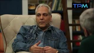 گفت و گوی جذاب مهران مدیری و سروش صحت در برنامه کتاب باز