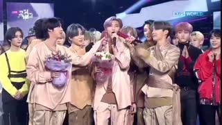 ترجمه صحبت های پسرا در مراسم KBS بعد از بردشون