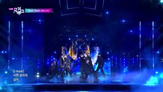 اجرای Black Swan از BTS در کامبکاستیج Music Bank