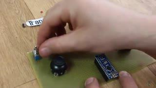 چگونه یک رادیو کنترل بسازیم؟
