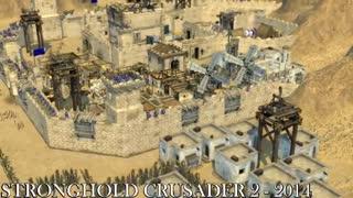 سیر تکاملی سری بازیهای Stronghold از سال ۲۰۰۱ تا ۲۰۲۰