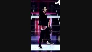 ★فن کم منتشر شده از جونگ کوک در اجرای  ON در McountDown★