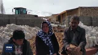 در هجوم کرونا، زلزلهزدههای خوی را فراموش نکنیم