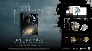 تریلر عرضه نسخه pc بازی Death Stranding - هاردیت