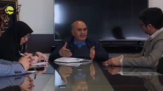گفت و گو با احمد نوروزی رییس کمیسون اقتصادی شورای شهر مشهد-قسمت چهارم