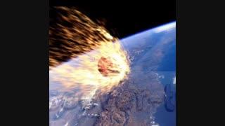 آیا اردیبهشت ۹۹شهاب سنگ به کره زمین برخوردمیکند؟
