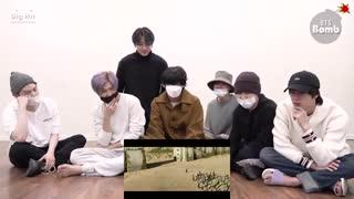 (BANGTAN_BOMB]_BTS_'ON'_MV_reaction_-_BTS_(방탄소년단]