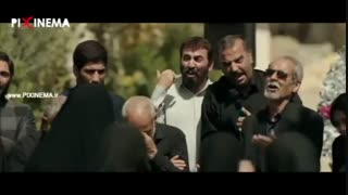 فیلم سینمایی زهرمار ، سکانس مداحی حاج حشمت (سیامک انصاری) و بقیه ماجرا