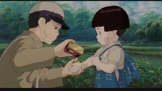 انیمیشن  جنگی , درام مدفن کرمهای شبتاب( 1988  Grave of the Fireflies)+دوبله$کودکانه$