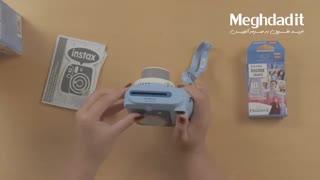 جعبه گشایی دوربین عکاسی Instax Mini 9