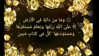 صوت و متن دعای قل لن یصیبنا (هفت آیه خوانساری)رفع امراض مسری(کرونا)