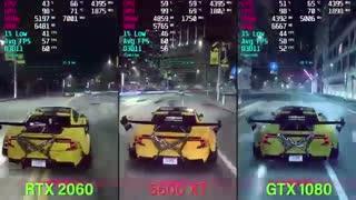 RTX 2060 vs. RX 5600 XT vs. GTX 1080