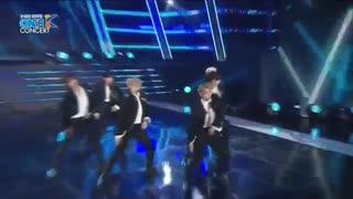 کنسرت بسیار زیبای چا ایون وو از گروه Astro