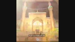 مولودی خوانی کربلایی حسین طاهری به مناسبت میلاد حضرت امیرالمونین علیهالسلام