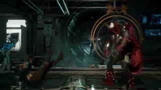 تریلر رسمی گیم پلی اسپان در بازی Mortal Kombat 11