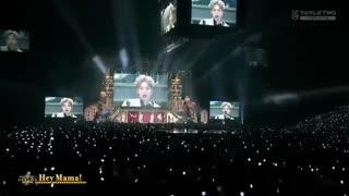 King and Queen + Hey Mama! Jpn Ver. - EXO - CBX LIVE MAGICAL CIRCUS 2019 at Saitama Super Arena