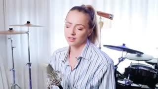 کاور ورژن اینگلیسی آهنگ idol از Emma