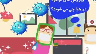 تصفیه هوا ضد ویروس و باکتری