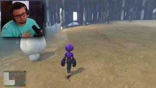 BIG HERO 6 MOD w/ HIRO & BAYMAX (GTA 5 PC Mods Gameplay)