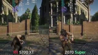 RX 5700 XT vs. RTX 2070 Super | DirectX 12 vs Vulkan | Red Dead Redemption 2
