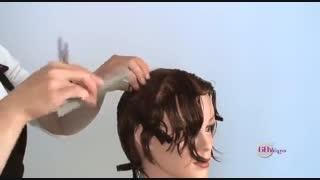 آموزش مدل مو کوتاه فشن- مومیس مشاور و مرجع تخصصی مو